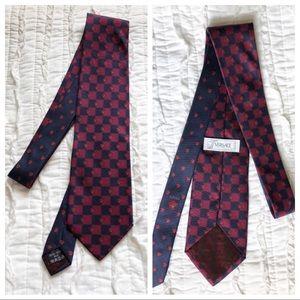 VERSACE  Authentic 100% Silk Tie